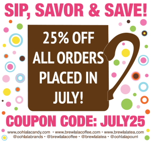 Brew La La_ July 25 Savings